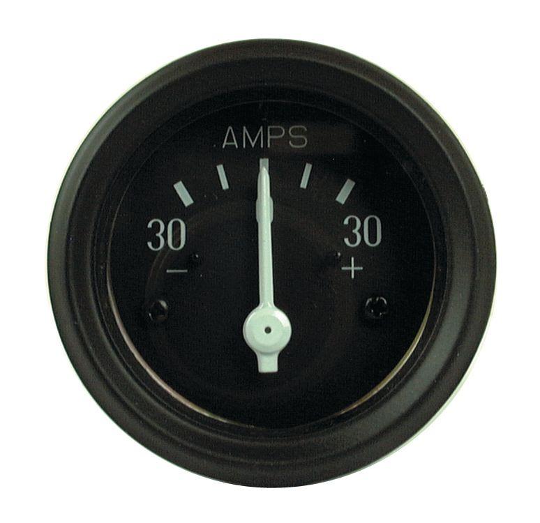 FORD NEW HOLLAND GAUGE-AMPMETER-30AMP-50MM 61162
