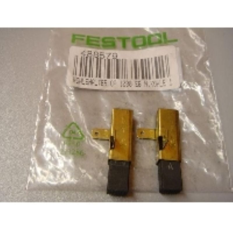 Festool OF 1010 Carbon Brush Set 488579