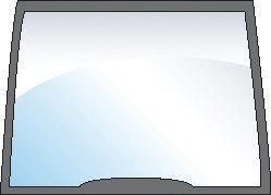 CASE IH GLASS-WINDSCREEN 100500