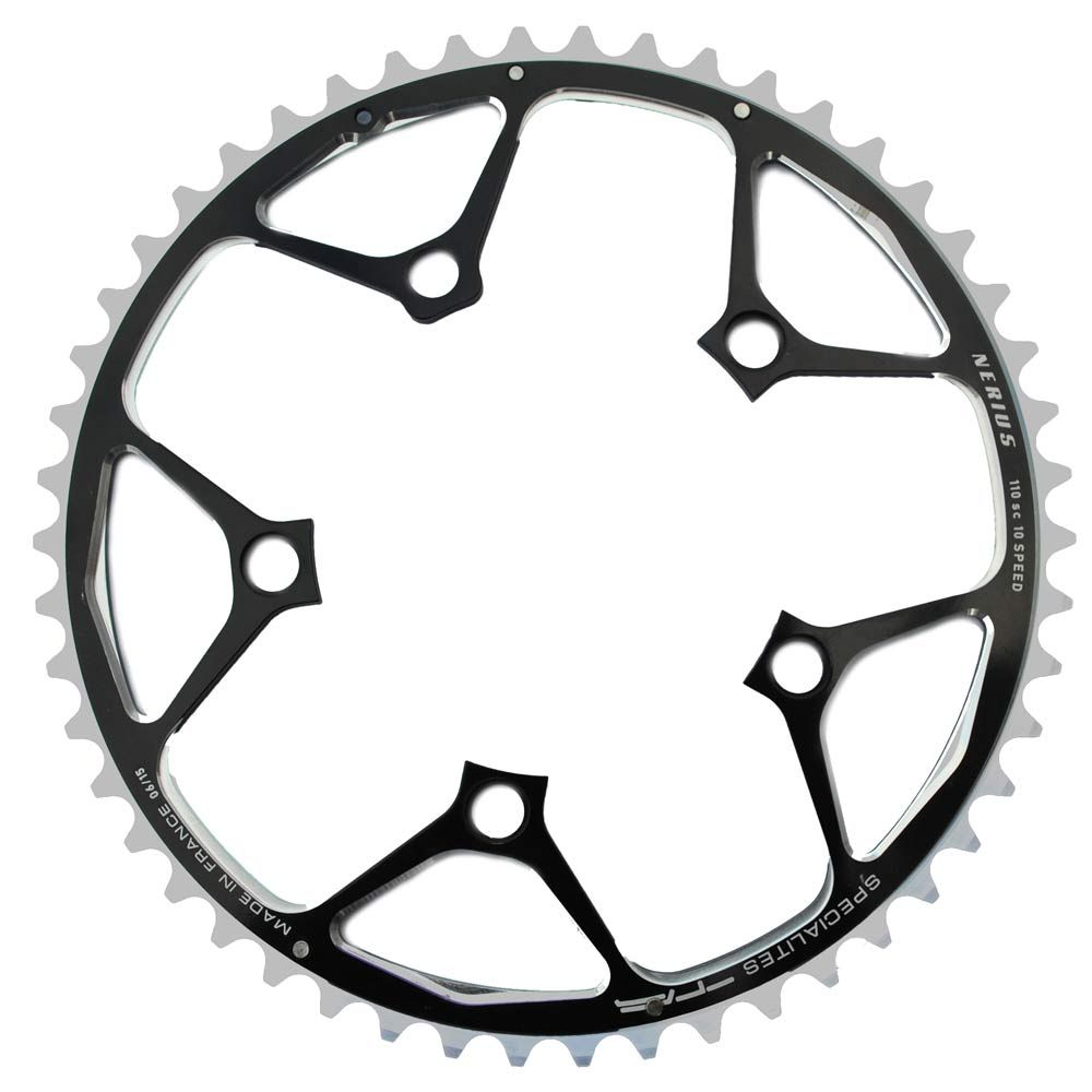 SPECIALITES TA NERIUS 10X CT-CAMPY OUTER 53T BLK TAY53BK