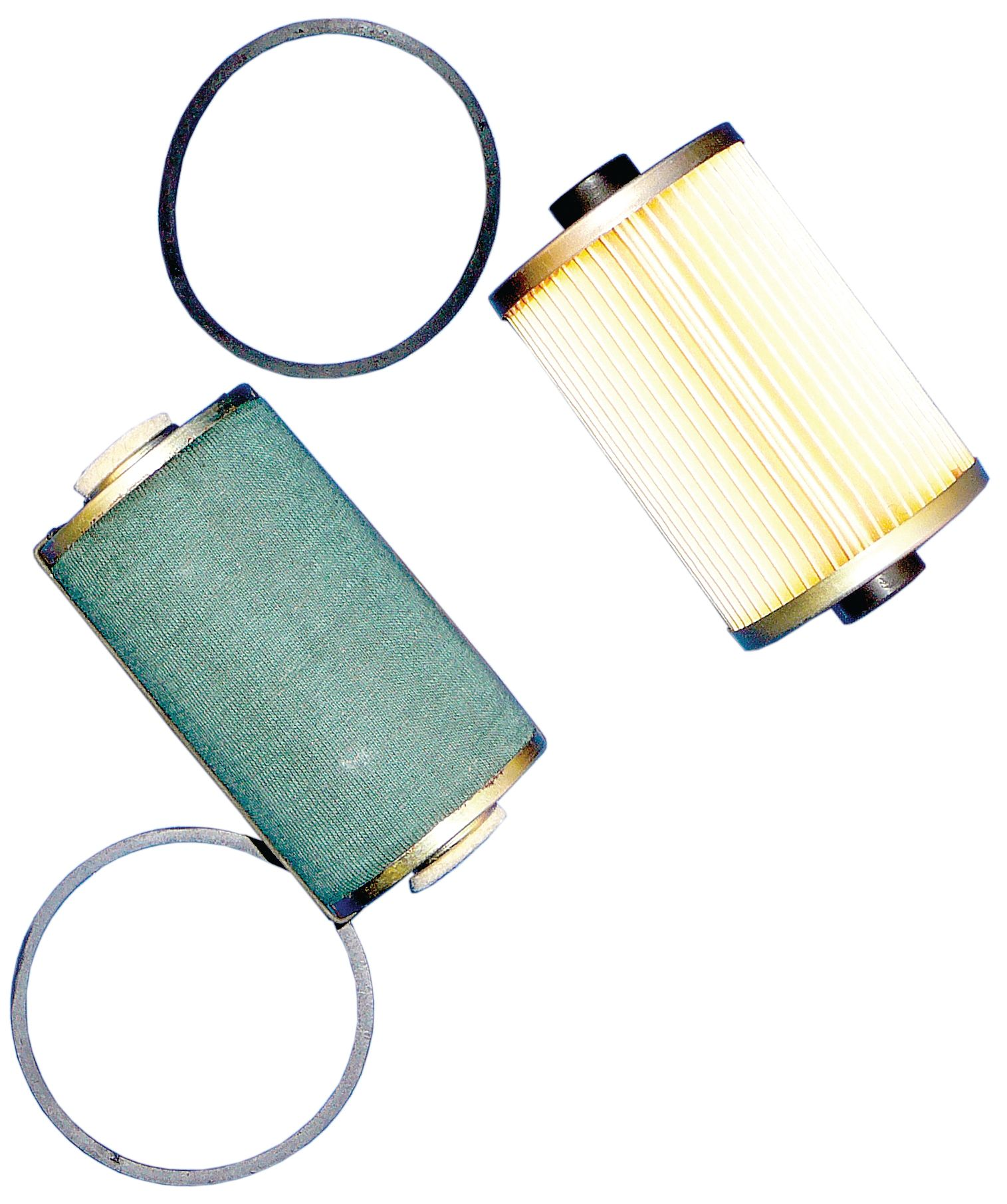 FARMTRAC FUEL FILTER KIT 67864