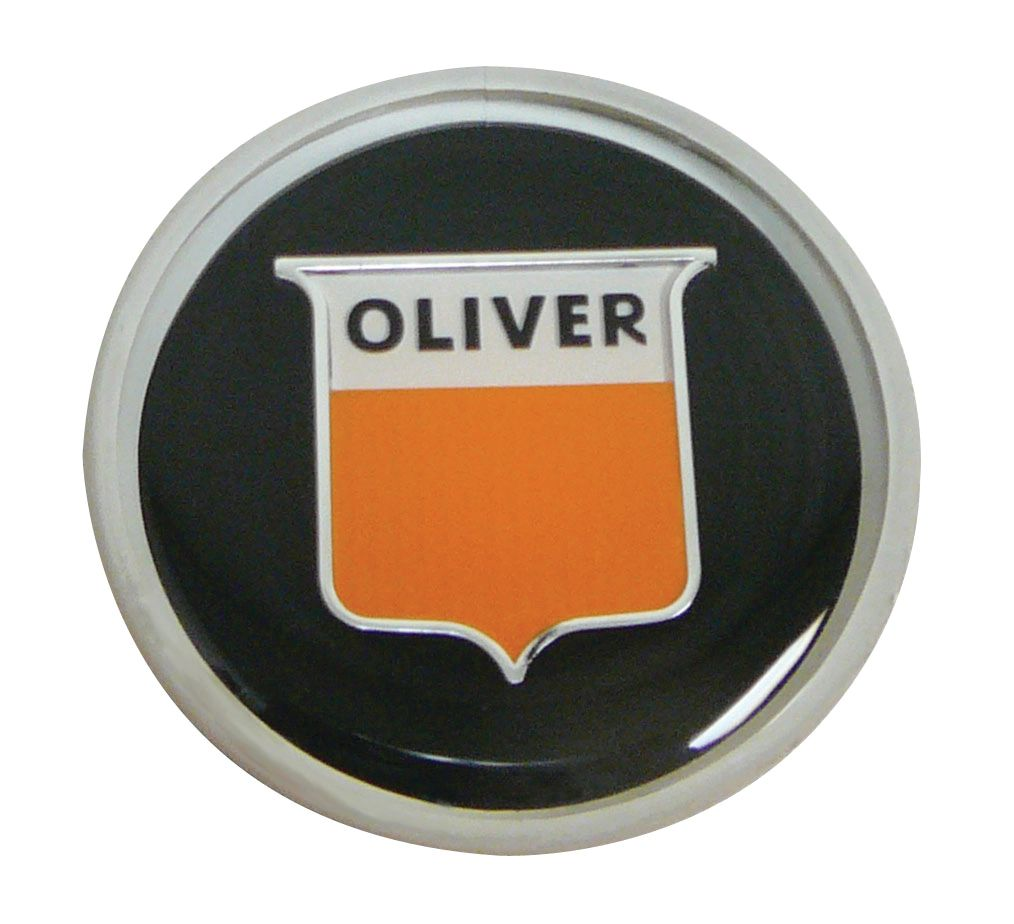 WHITE/OLIVER STEERING WHEEL CAP 65619