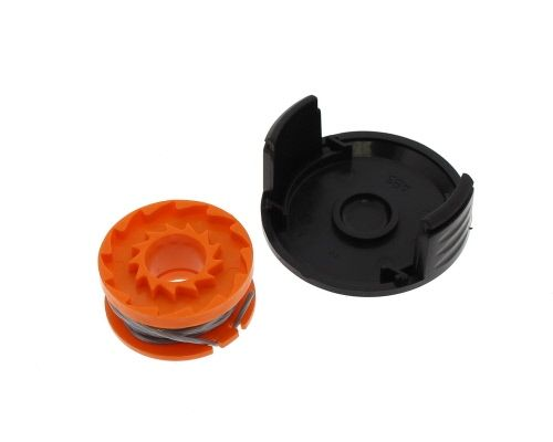 Spool & Line & Spool Cover: Qualcast CLGT1825D CGT QT485