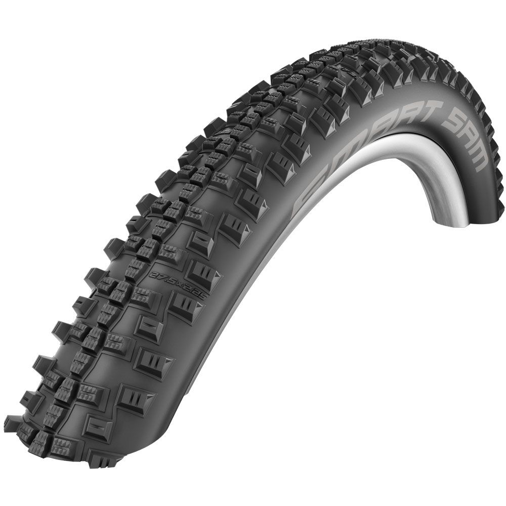 SCHWALBE SMART SAM PERFORMANCE 27.5X2.25 BLK