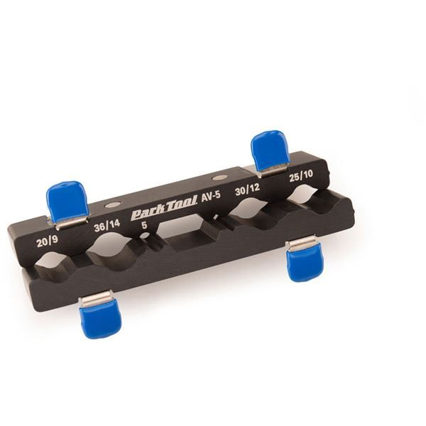 Park Tool AV-5 - Axle & Pedal Vice