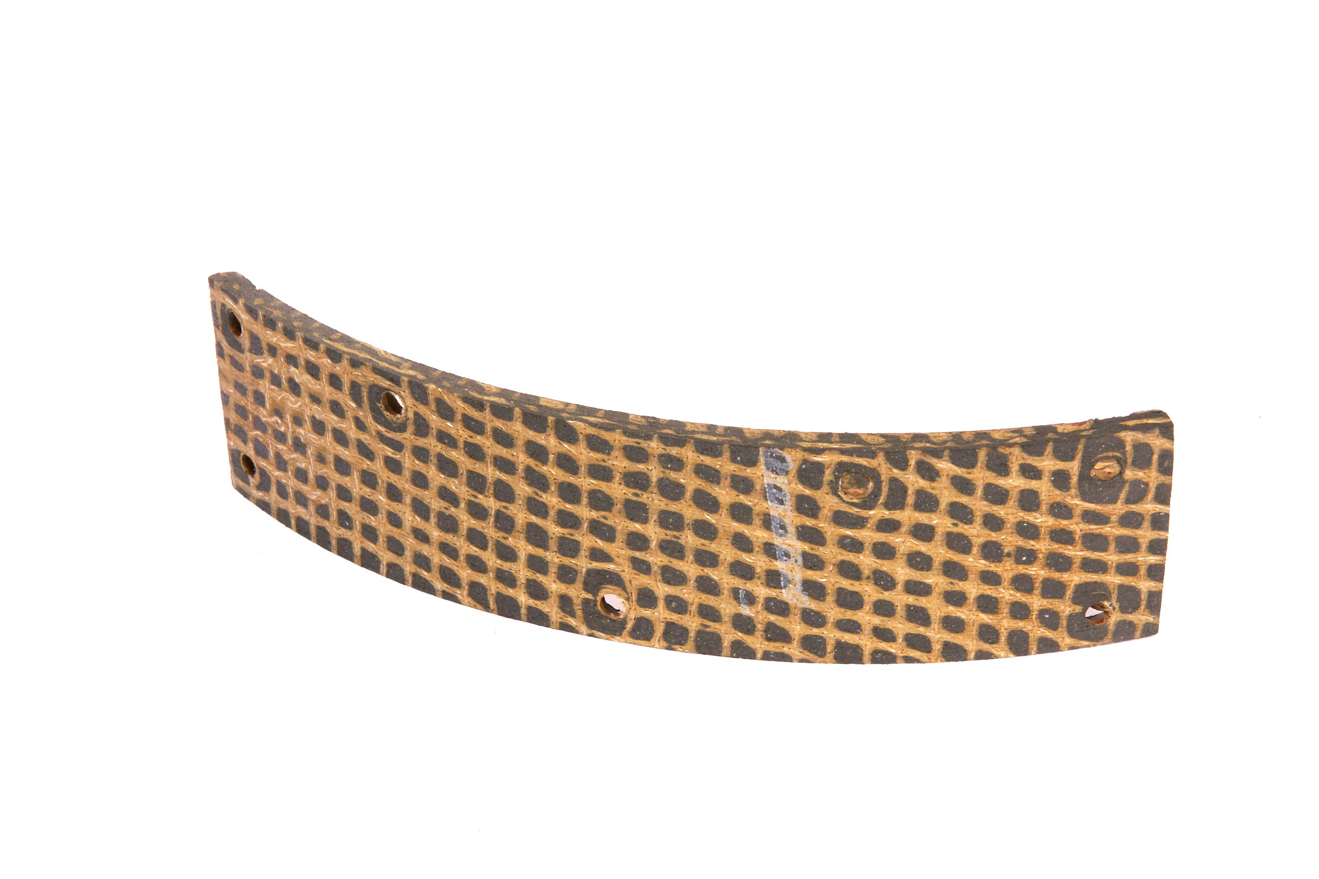 MASSEY FERGUSON CRAWLER BRAKE LINING (AGCO) 1423488M1