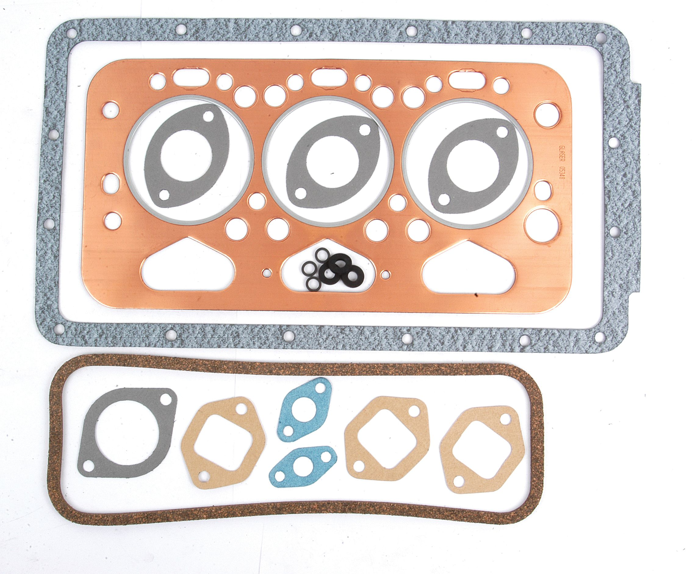 NUFFIELD GASKET SET-HEAD