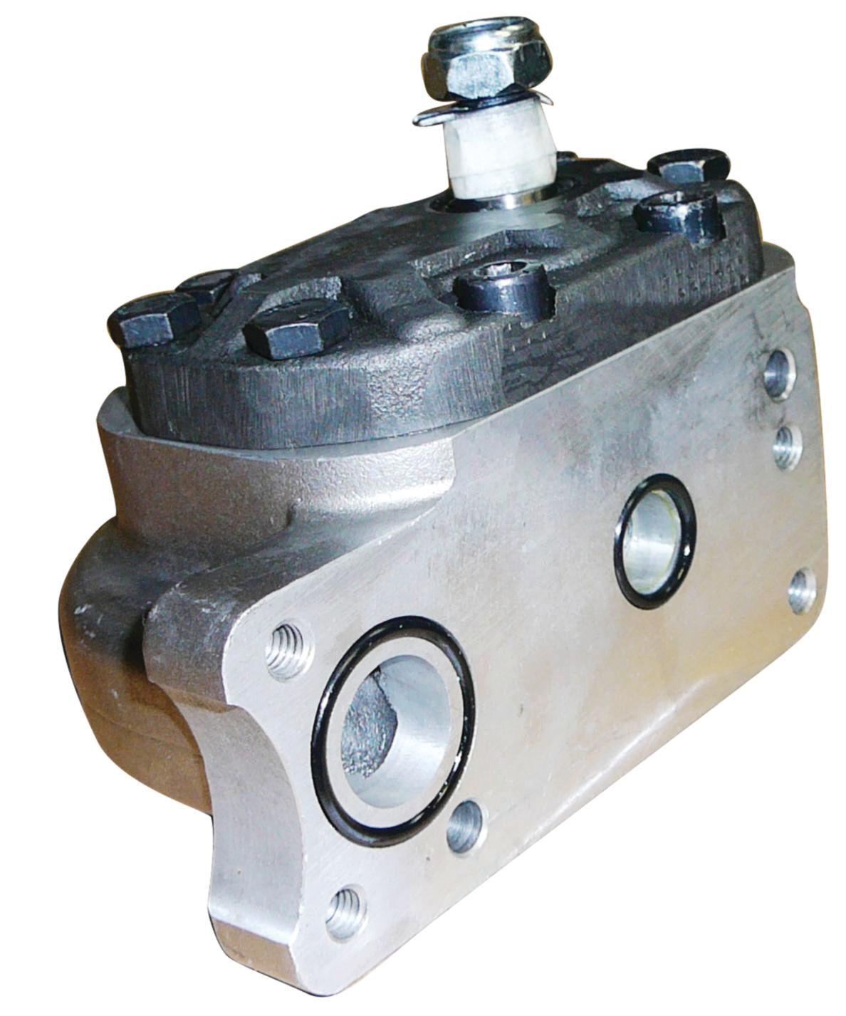 CASE PUMP - POWER STEERING 65453