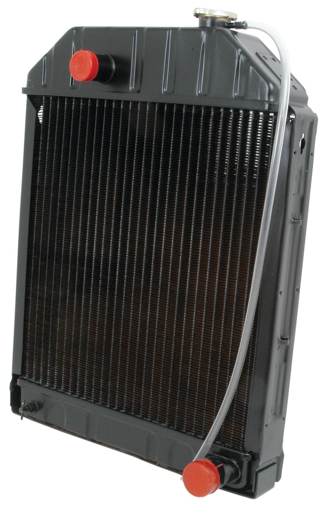 FORD RADIATOR-LESS OIL COOLER 60681