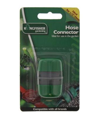 Hose Connector: 1/2&#34