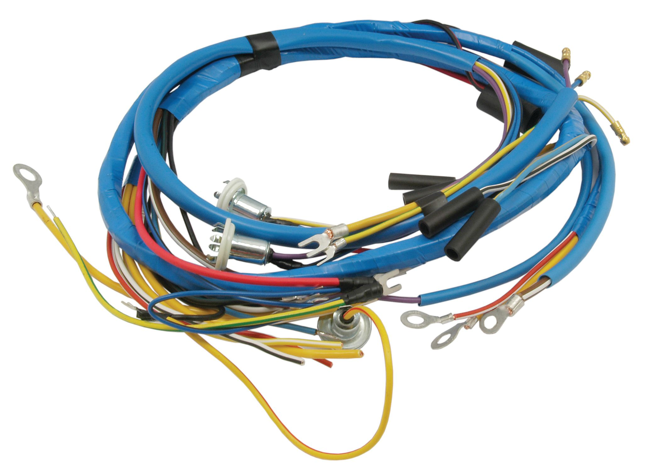 FORD NEW HOLLAND WIRING HARNESS-SUPER DEXTA 67032