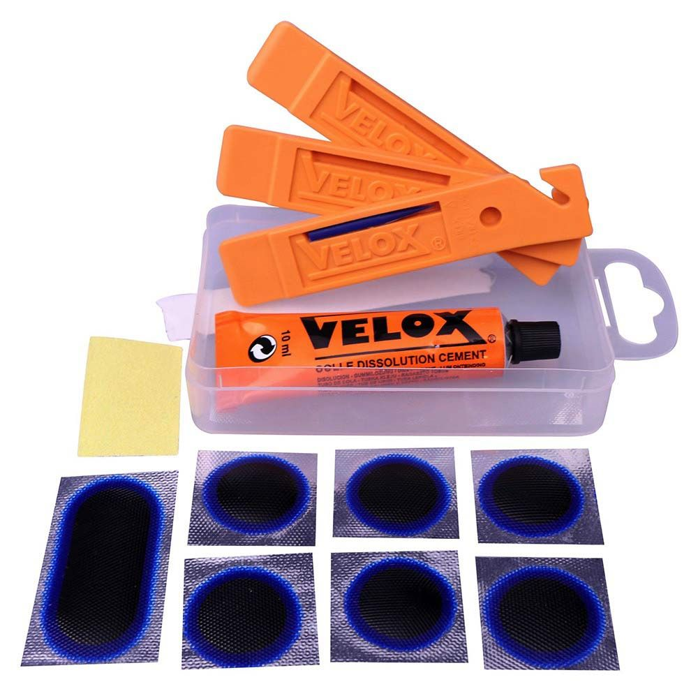 VELOX PUNCTURE REPAIR KIT + 3 LEVERS