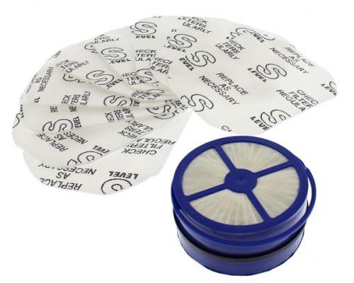 Vacuum Cleaner Filter Kit: Dyson DC01 HEPA