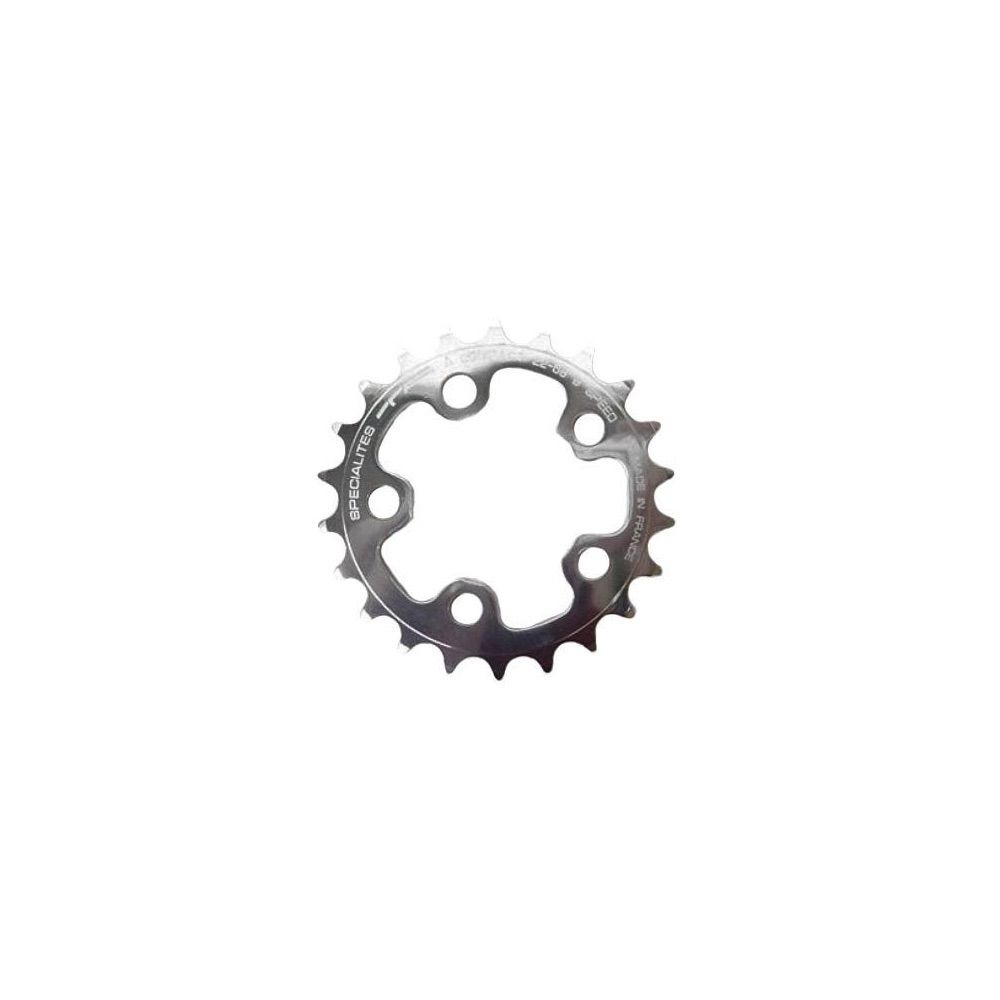 SPECIALITES TA COMPACT MICRO RING 58 24T SIL CRG24