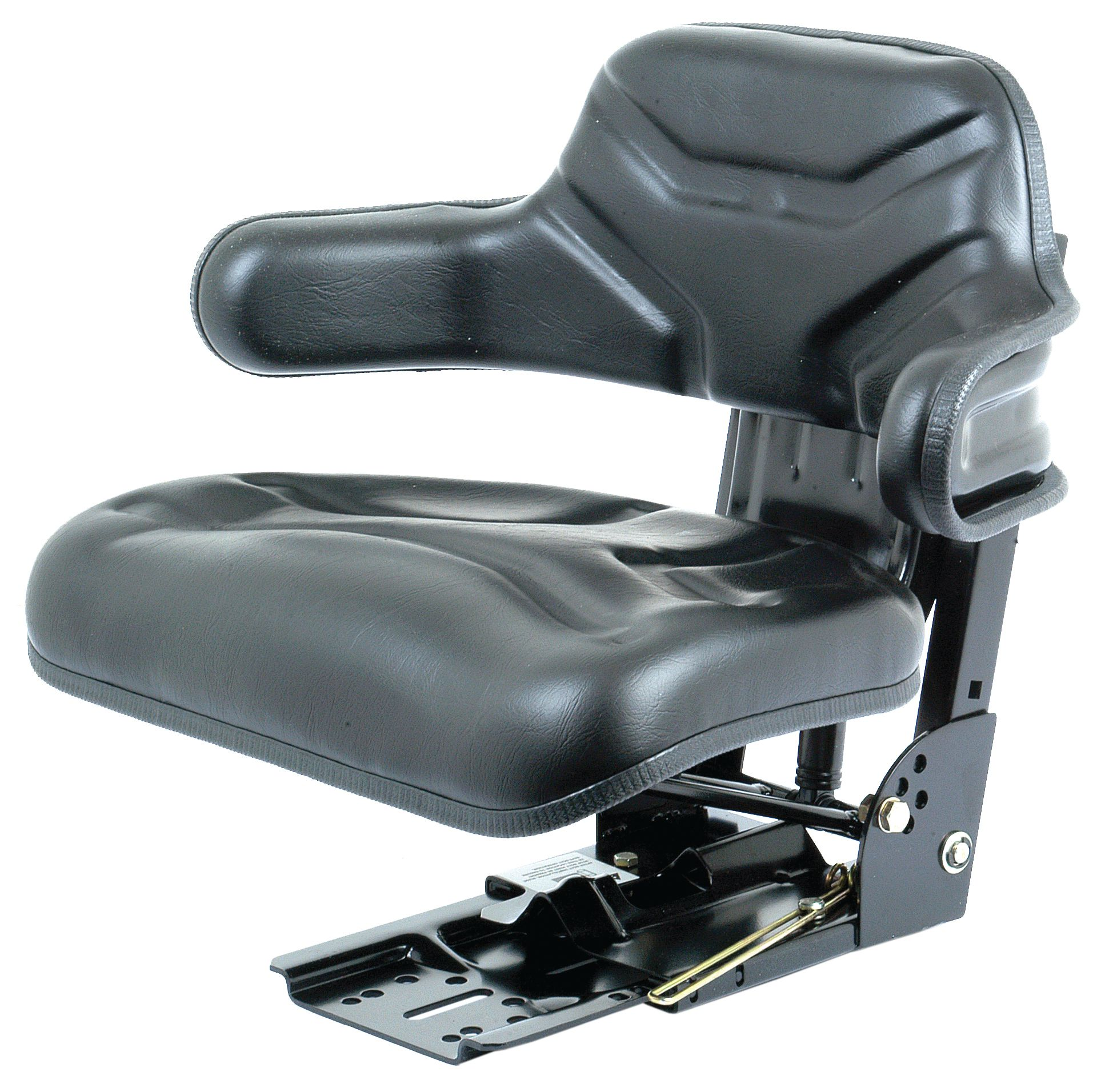 WHITE/OLIVER SEAT-WRAPAROUND BLACK 71050