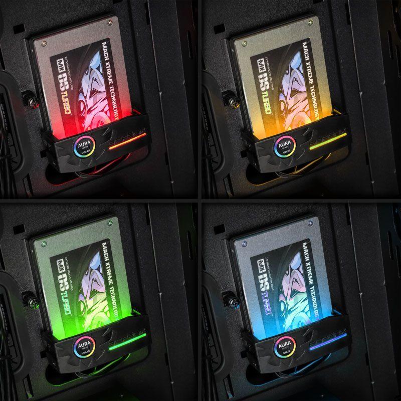 BITFENIX AURORA MIDI TOWER CASE - BLACK WINDOW BFC-ARA-300-KKWSK-RP