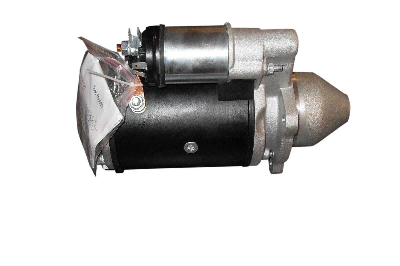 JCB STARTER MOTOR 714/40159