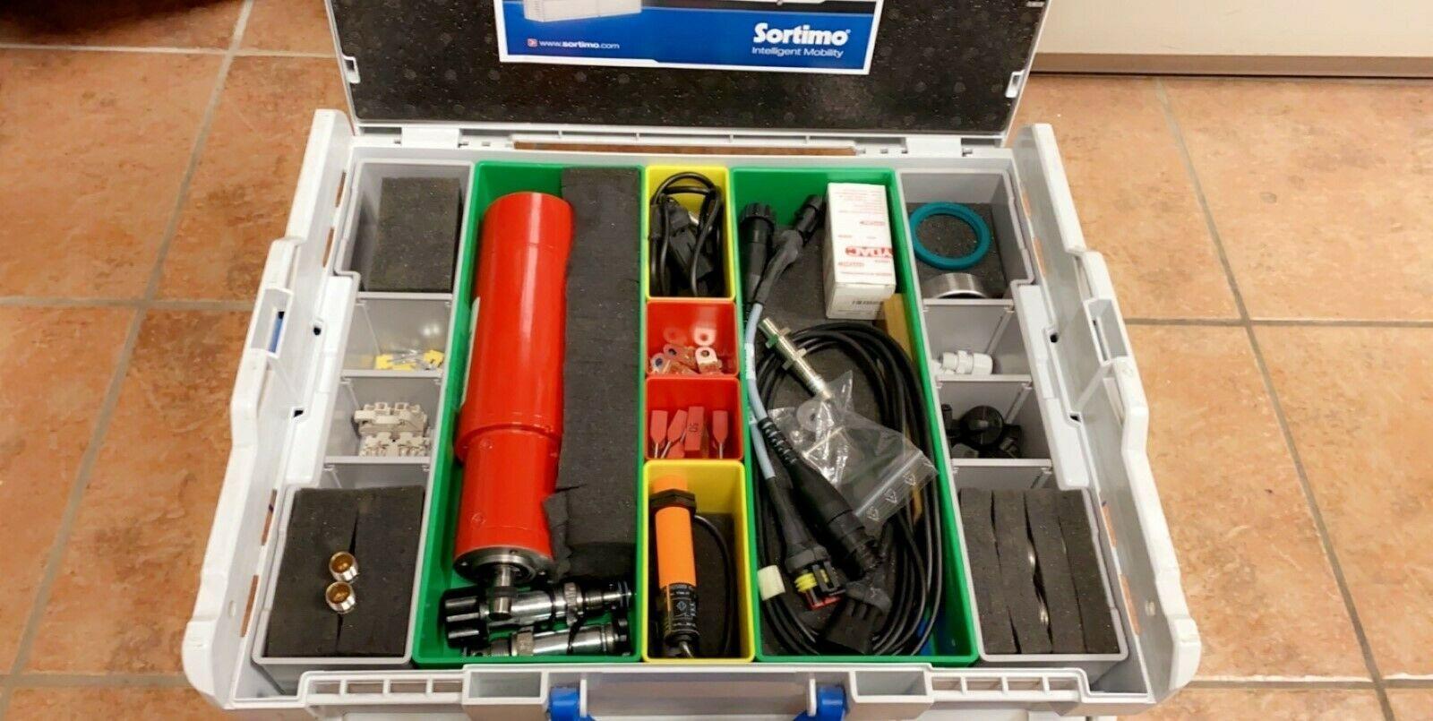 HORSCH Drill Service Suitcase
