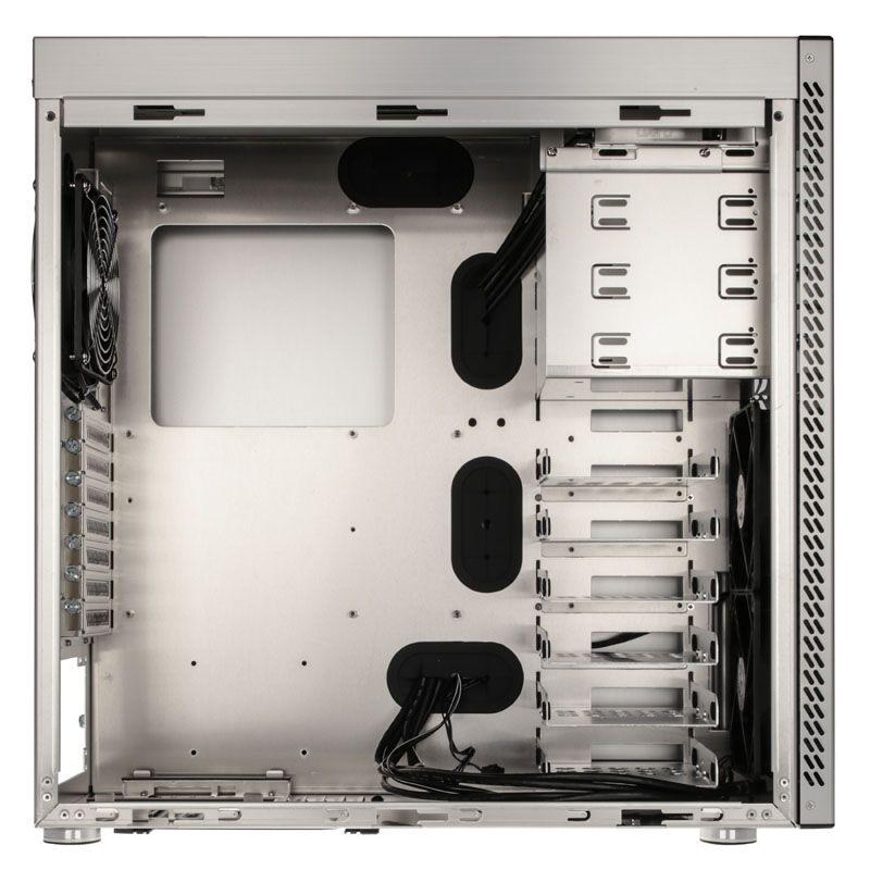 LIAN-LI PC- A61A MID TOWER - SILVER PC-A61A