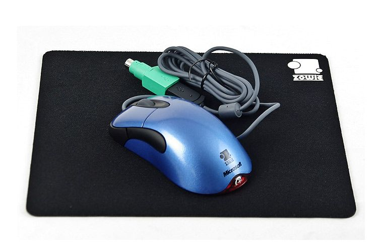 ZOWIE N-RF2 THIN SOFT SURFACE GAMING SURFACE - BLACK