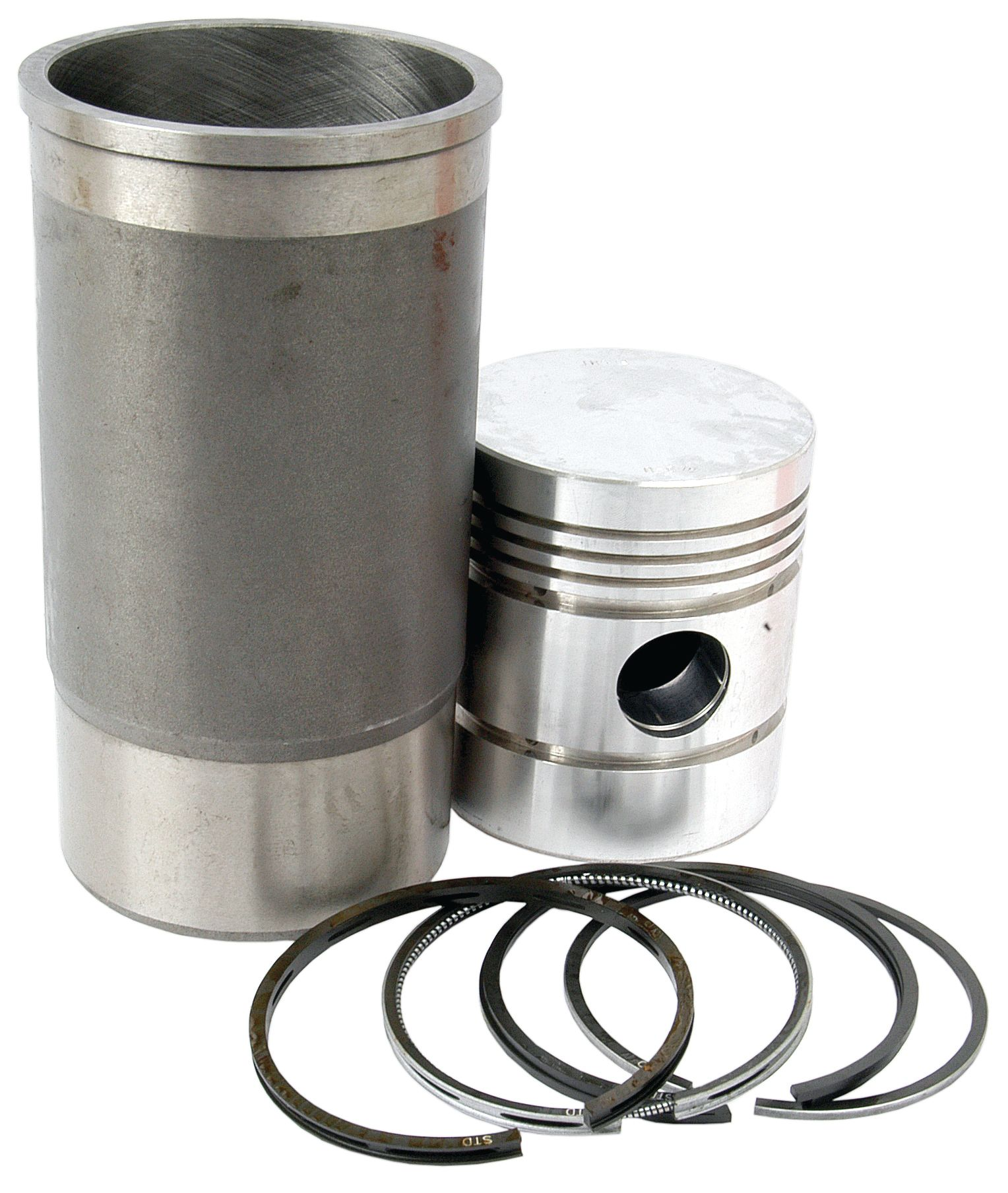 INT. HARVESTER PISTON,RING & LINER KIT 57846
