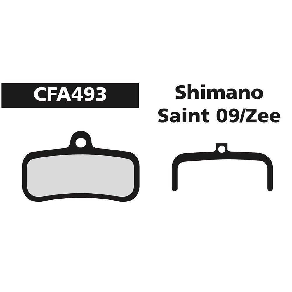EBC SHIMANO SAINT 09 GOLD FA493HH