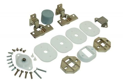 Installation Hinge Kit: Indesit C00087354