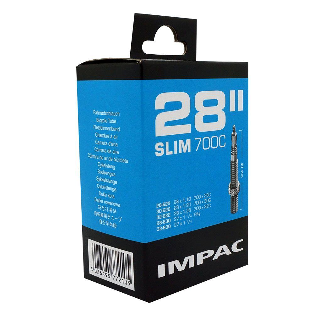 IMPAC AV28 SLIM 700C X 28/1 1/8 SV ITT015S