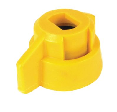 NOT SPECIFIED SPRAYER CAP YELLOW PACK OF 6 78797
