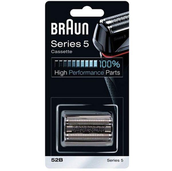 Braun 52B 5 Foil & Cutter Pack Z632584