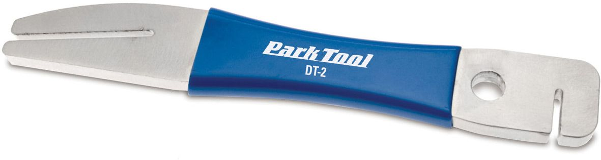 PARK TOOL TOOL PARK ROTOR TRUING FORK QKDT2C