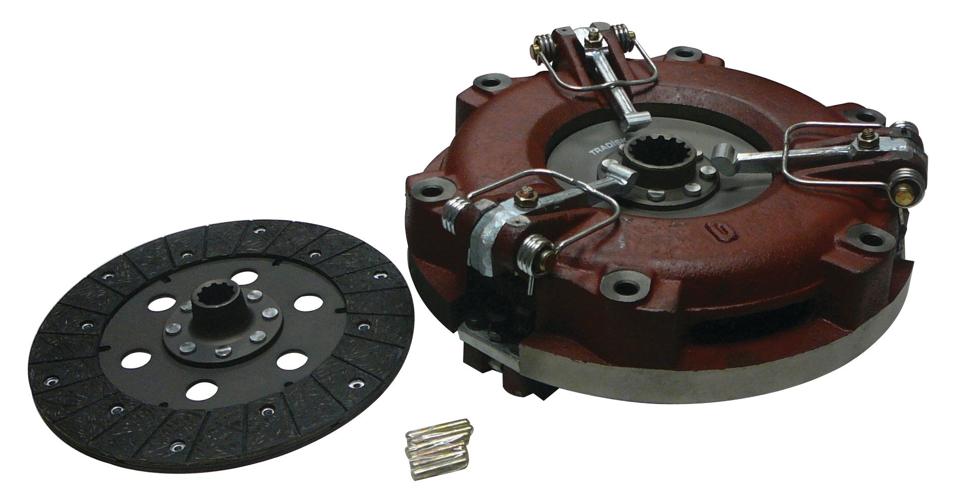 LONG TRACTOR CLUTCH ASSEMBLY 58924