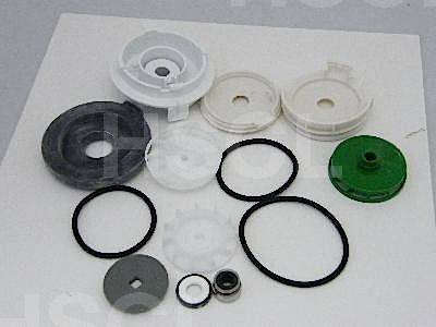 Impellor Seal Kit: Electrolux