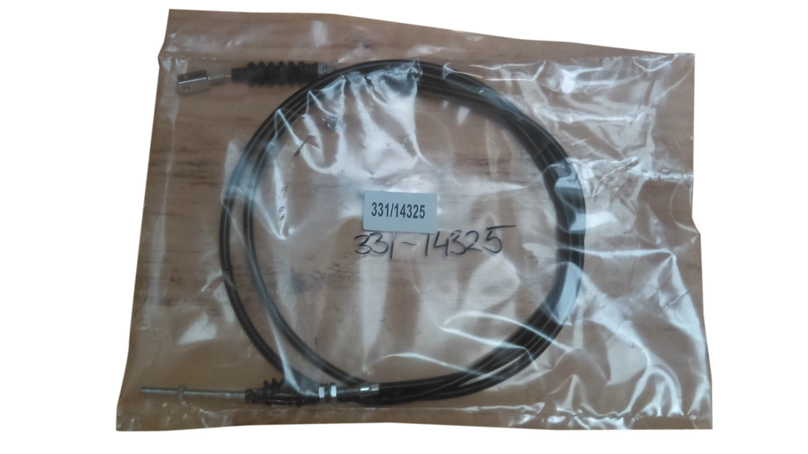 JCB PARTS THROTTLE CABLE 331/14325