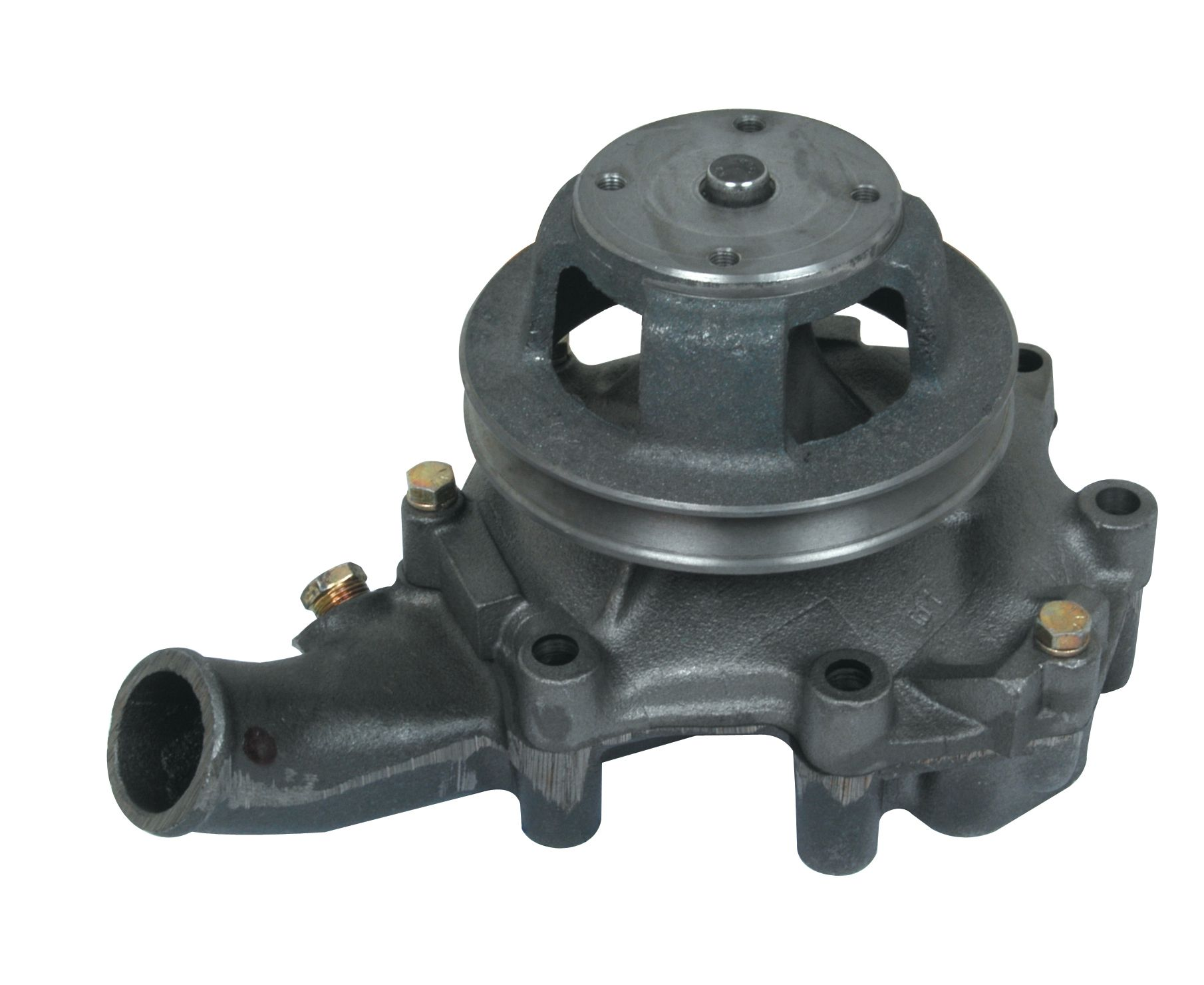 FORD NEW HOLLAND WATER PUMP+PULLEY 65016