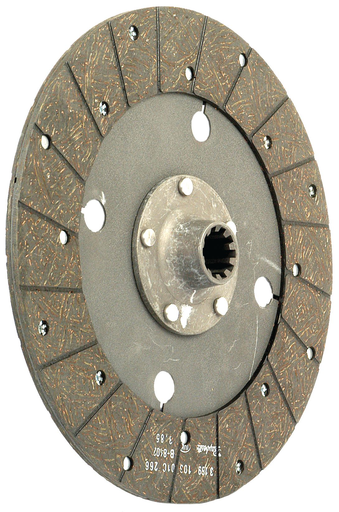 "DAVID BROWN CLUTCH PLATE-P.T.O. 12"" 61230"