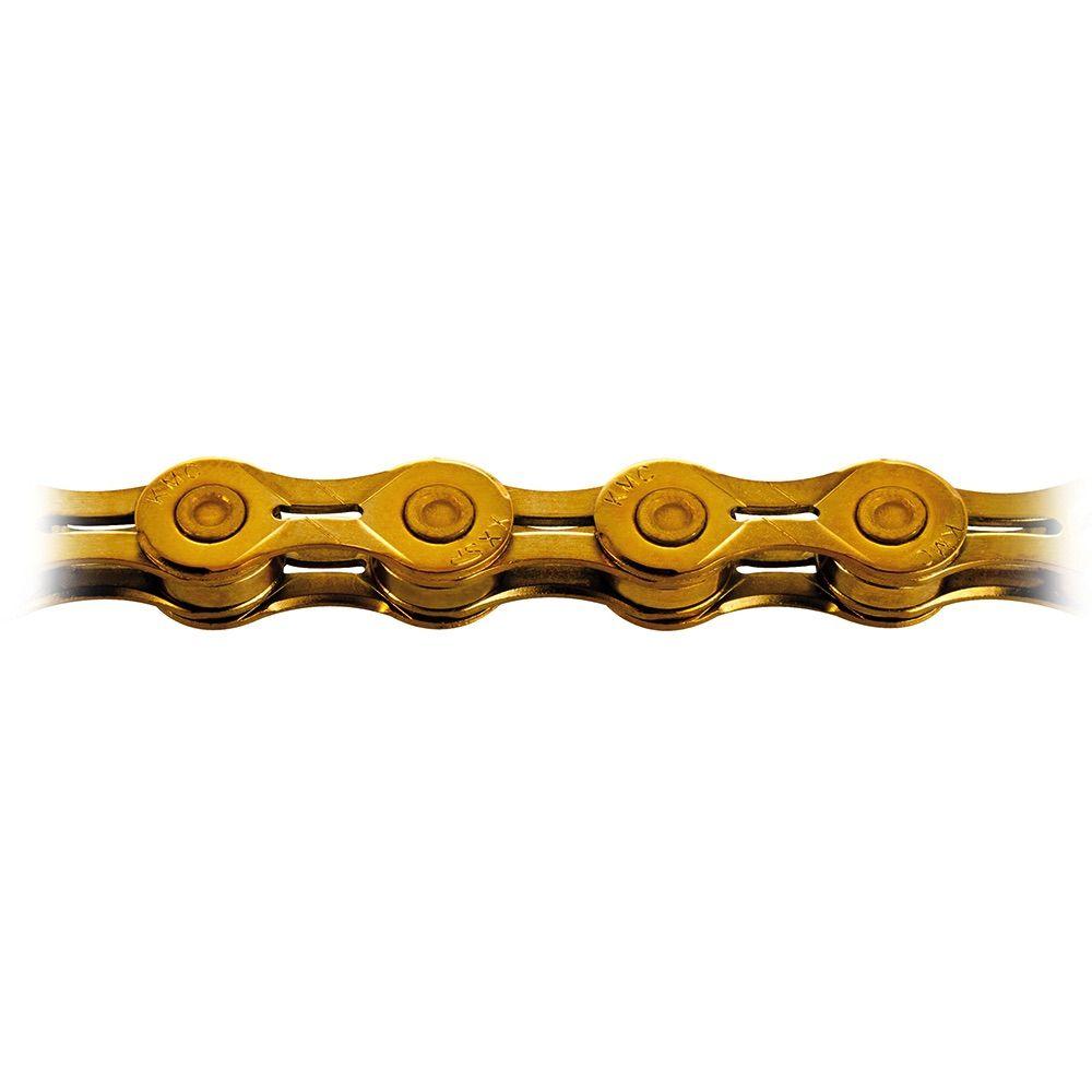 KMC X10-EL TI-N GOLD 114L