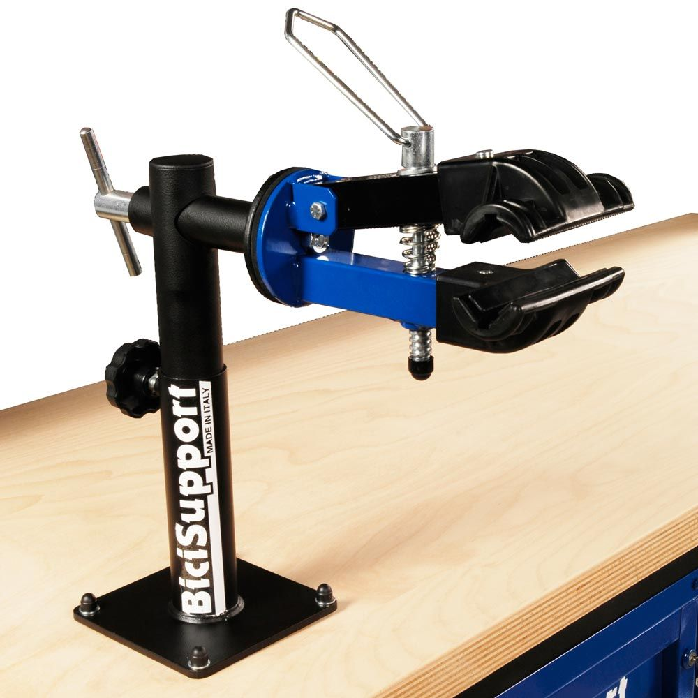 BICISUPPORT BENCH MOUNT CLAMP