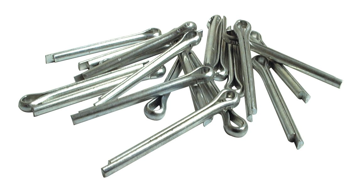 LANDINI COTTER PIN 8X63MM 1509