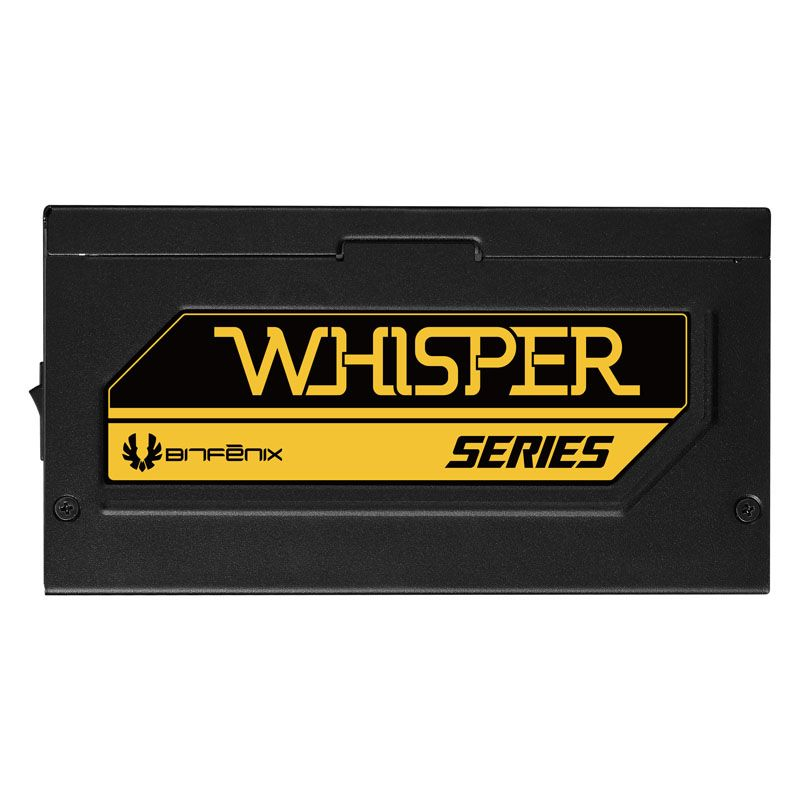 BITFENIX WHISPER M SERIES 550W 80 PLUS GOLD MODULAR POWER SUPPLY BP-WG550UMAG-8FM