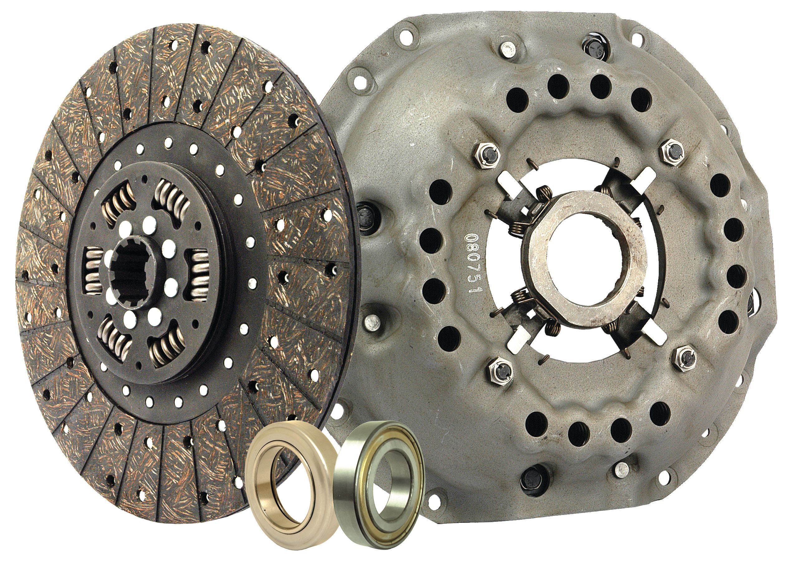 COUNTY CLUTCH KIT WITH BEARINGS