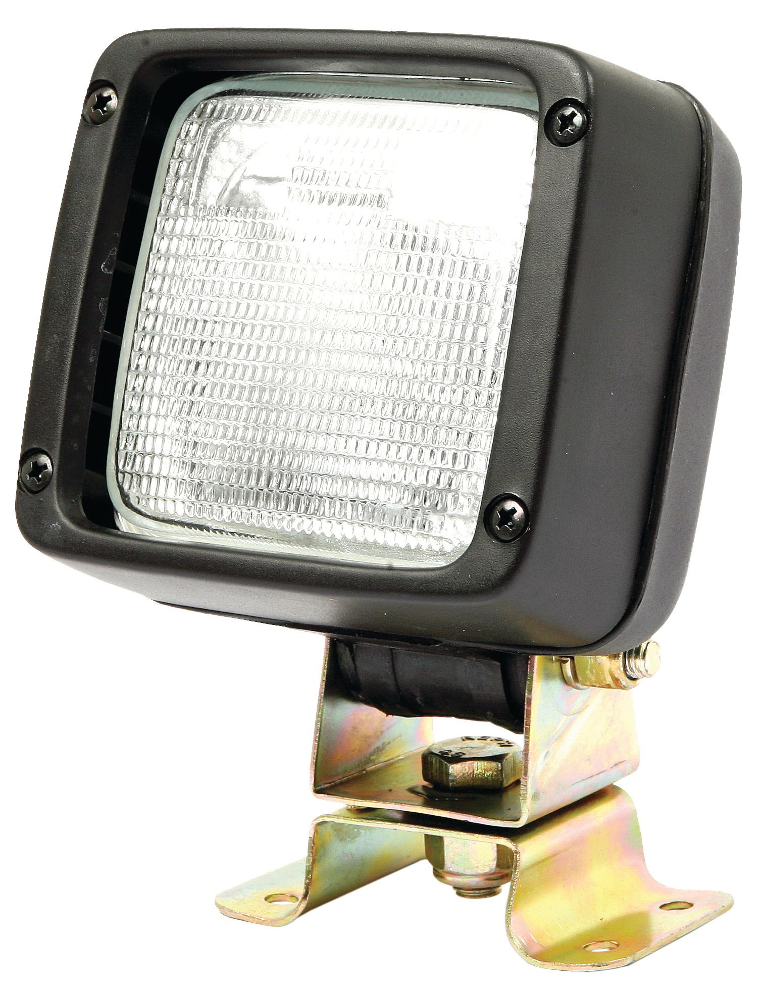 FORD NEW HOLLAND WORK LAMP-12V-SINGLE POWER SQ. 51750