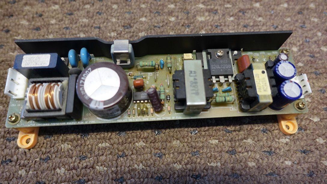 5v PSU 100v input
