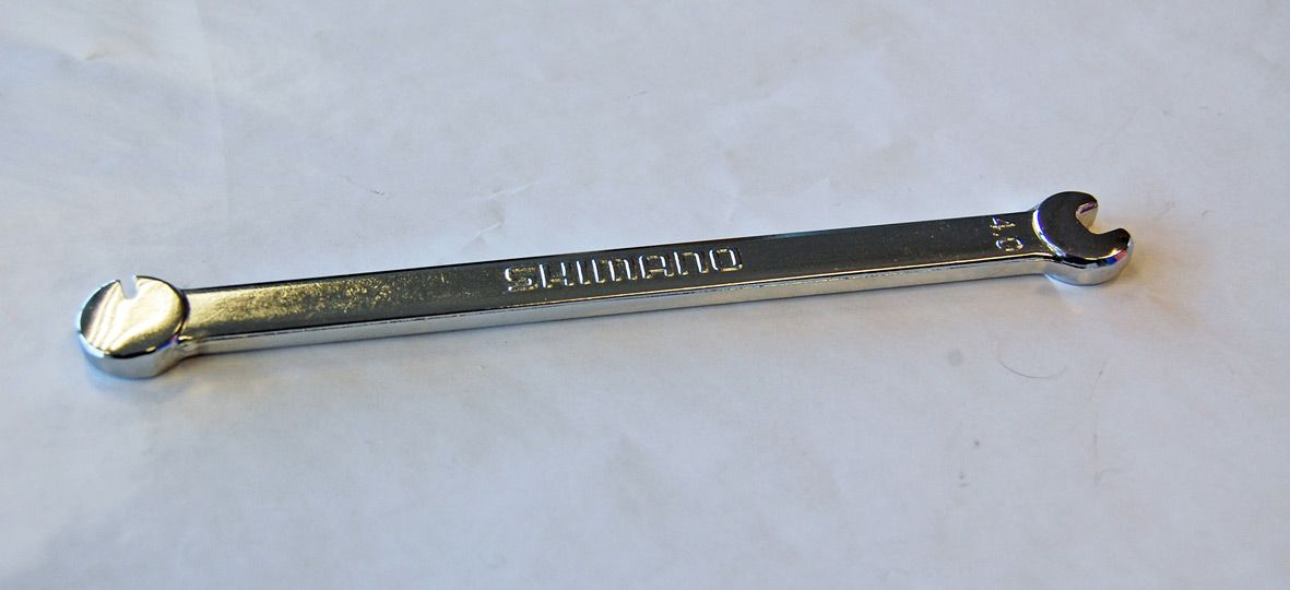 SHIMANO SPARES TOOL SPOKE WRENCH