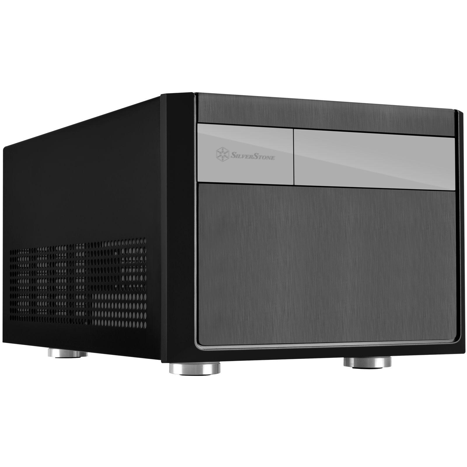SILVERSTONE SUGO SG11B USB3.0 CHASSIS - BLACK