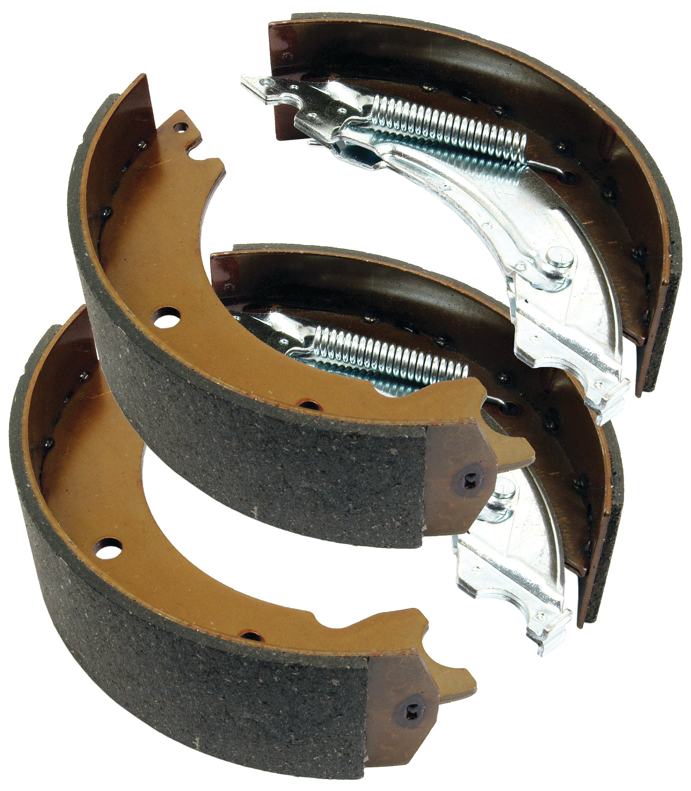 IFOR WILLIAMS BRAKE SHOE SET (200X50) 23215