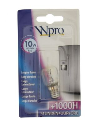 Fridge Lamp: T22 E14 10W C00320402