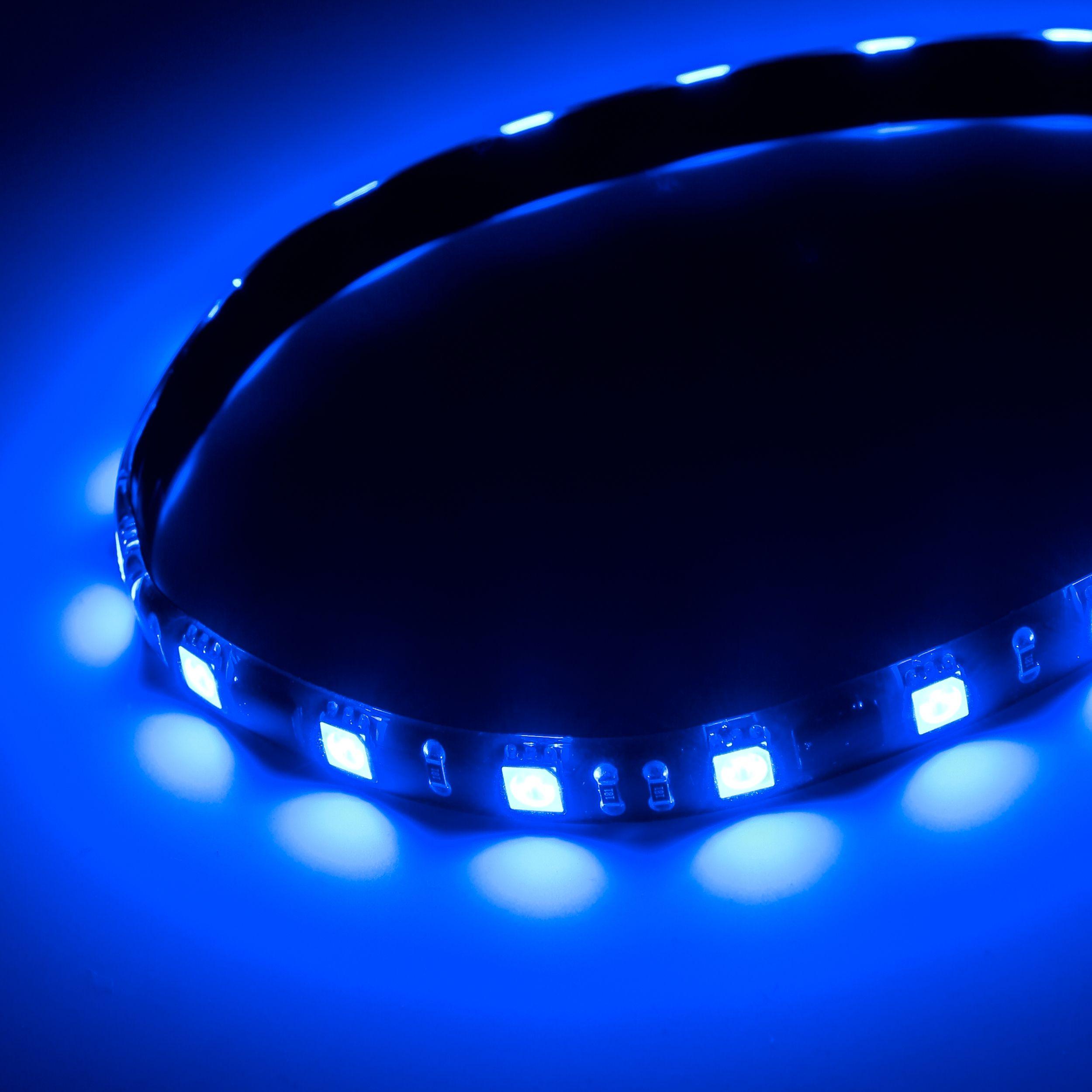 BITFENIX ALCHEMY 2.0 MAGNETIC CONNECT 15 LED-STRIP 30CM - BLUE
