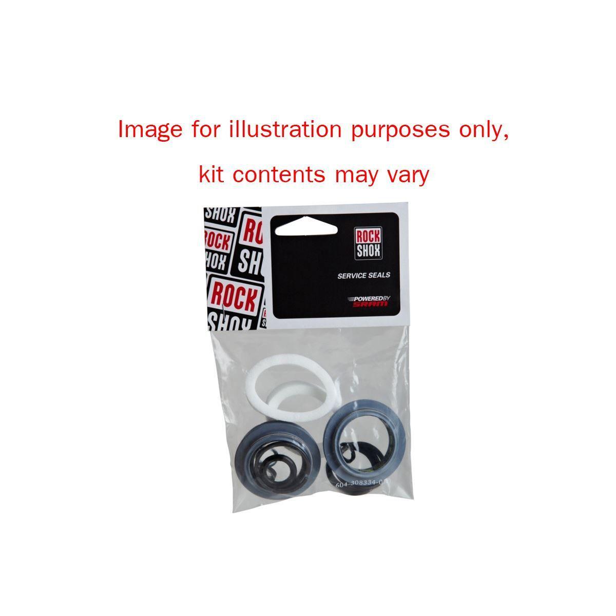 Rockshox Am 2013 Fork Service Kit Basic - Recon Silver: