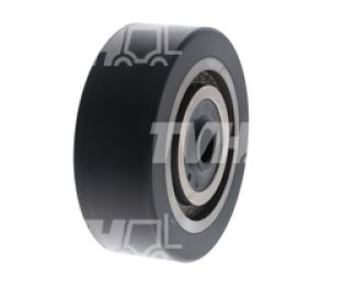 Linde Forklift L14AP Wheel